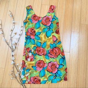 JAMS WORLD tropical Hawaiian luau dress, S.